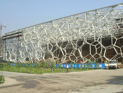 北京奥运水立方工程