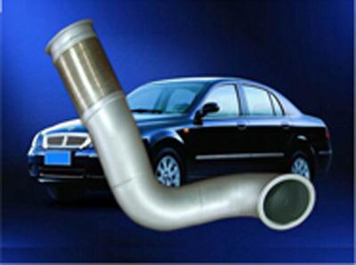 汽车发动机管状件